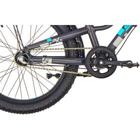 s'cool faXe 20 3-S Børnecykel grå